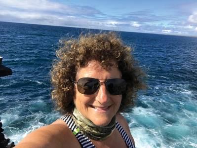 Alla Weinstein, CEO von Castle Wind, einem Joint Venture mit der EnBW North America.