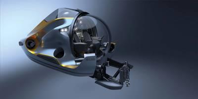 Foto mit freundlicher Genehmigung der SEAmagine Hydrospace Corporation