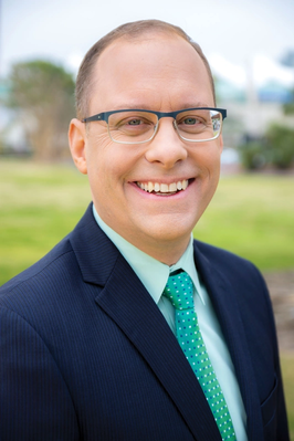 Jason Giffen, Vicepresidente Adjunto, Puerto de San Diego,