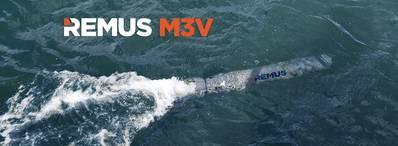 REMUS M3V(照片:Hydroid Inc.)