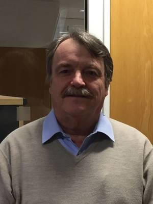 Tony Hodgson, Gerente Regional de Desenvolvimento de Negócios na Europa, Fugro