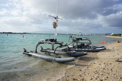 WAM-V USV (Photo: Marine Advanced Research)