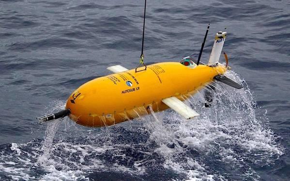 Ευγένεια εικόνας: Εθνικό Κέντρο Ωκεανογραφίας (UK)