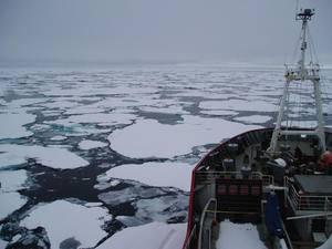 الصورة بإذن من المركز الوطني لعلوم المحيطات