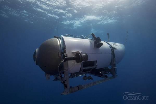 الصورة: OceanGate