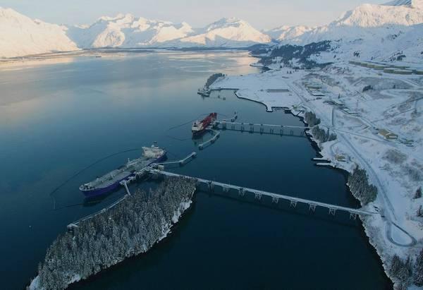 القطبية المغامرة-فالديز ألاسكا الصورة مجاملة ConocoPhillips