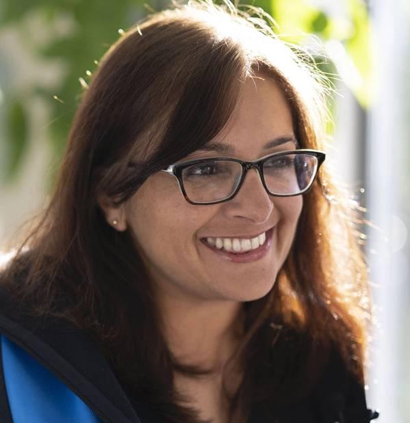 المدير التنفيذي لمبنى SOI Dr. Jyotika Virmani (الصورة: XPRIZE)
