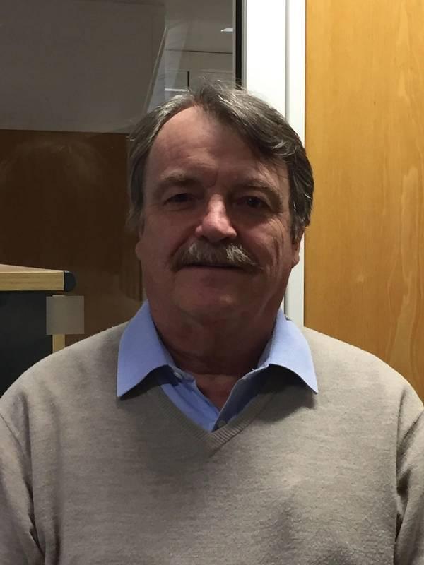 توني هودجسون ، مدير تطوير الأعمال الإقليمية في أوروبا ، Fugro