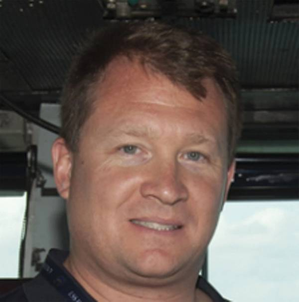 جيف سميث ، رئيس شركة Riptide Autonomous Solutions
