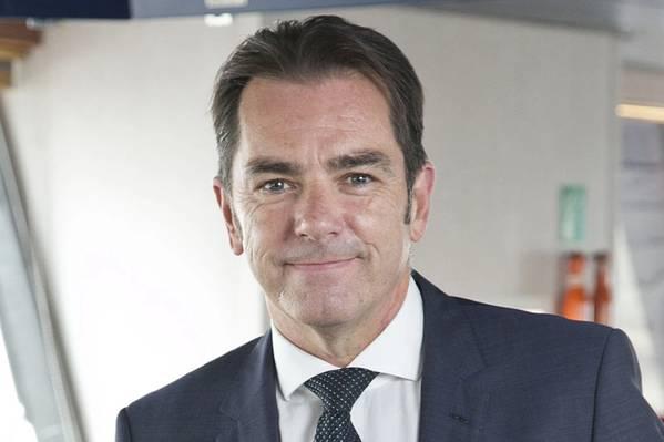 बिब्बी ऑफशोर के मुख्य कार्यकारी अधिकारी हॉवर्ड वुडकॉक (फोटो: बीबीबी ऑफशोर)