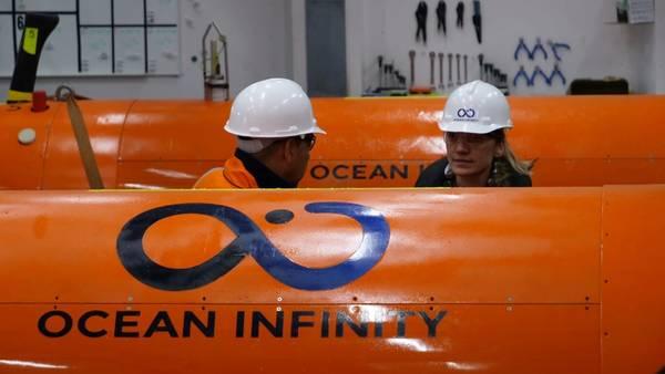 (Фото: Ocean Infinity)