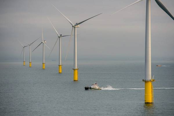 (Фото: Rampion Offshore Wind)
