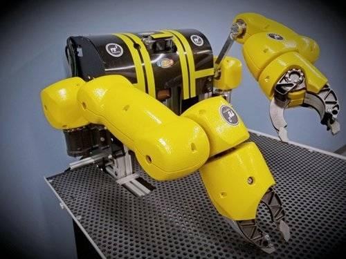 (الصورة: RE2 Robotics)