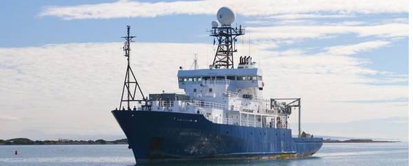(تصوير معهد سكريبس لعلوم المحيطات)