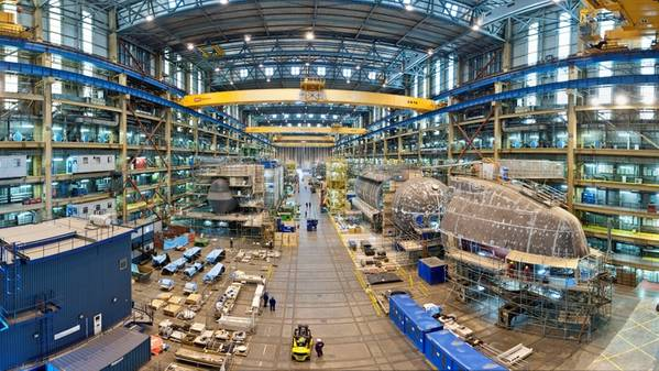 (Foto de arquivo: BAE Systems)