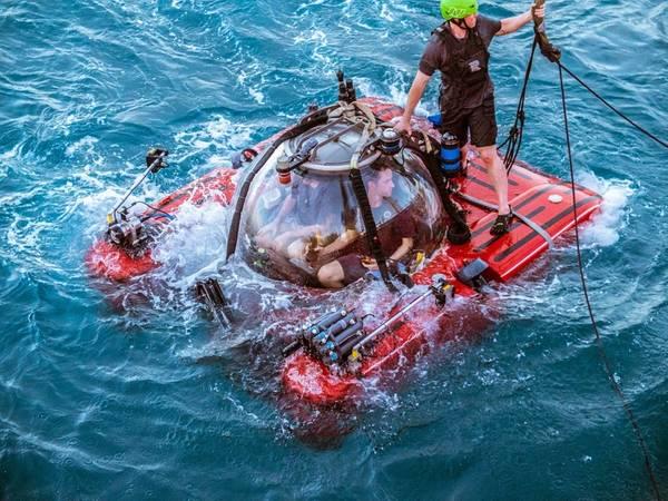 Bild mit freundlicher Genehmigung von Teledyne Marine