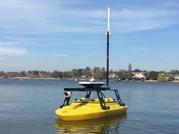 GeoPulse USV (Foto: Kongsberg Maritime)