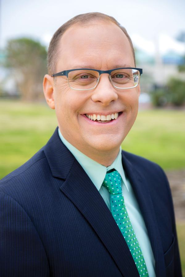 Ο Jason Giffen, Βοηθός Αντιπρόεδρος, Λιμάνι του Σαν Ντιέγκο,