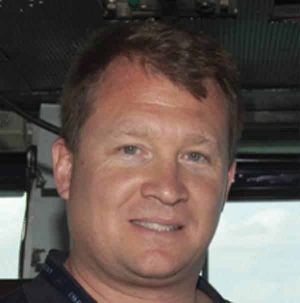 Jeff Smith, Präsident, Riptide Autonomous Solutions