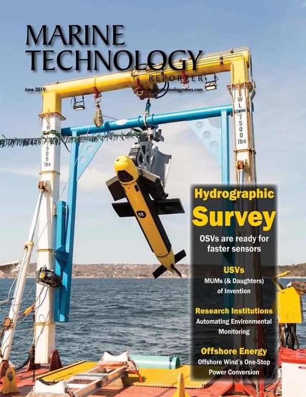 Kraken KATFISHは、海底産業向けの世界最大の流通b2b出版物であるMarine Technology Reporterの2019年6月版の表紙を飾りました。詳細については、https://www.marinetechnologynews.com/magazine/archive/2019をご覧ください。