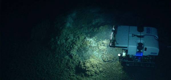 NOAA Okeanos Explorerプログラムの好意による画像