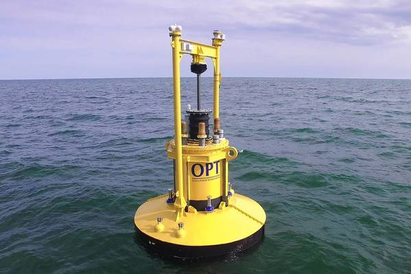 PB3 PowerBuoy (Foto: OPT)