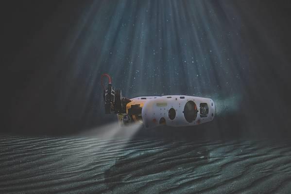 Saab Seaeye的海黄蜂MCM ROV(照片:Saab Seaeye)