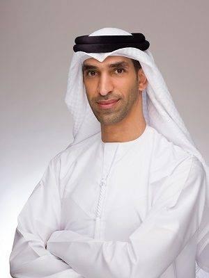 Sua Excelência Dr. Thani bin Ahmed Al Zeyoudi, Ministro das Mudanças Climáticas e Meio Ambiente