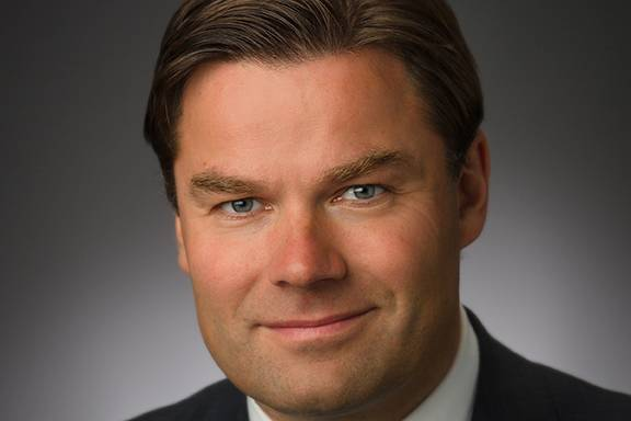 TGSのCEO、クリスティアン・ヨハンセン(写真:TGS)