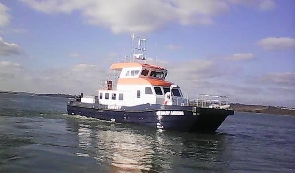 الصورة: Blyth Catamarans Ltd