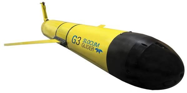 स्लोक्यूम जी 3 ग्लाइडर (छवि: टेलीडेन वेबब रिसर्च)