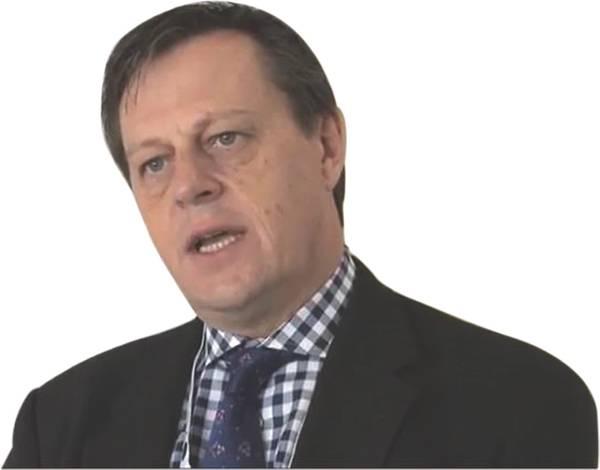 Andy Hill, Autoridad Técnica de Geohazards Marinos, BP