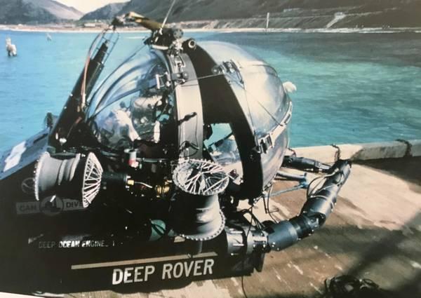 Foto cortesia da Marine Technology Society