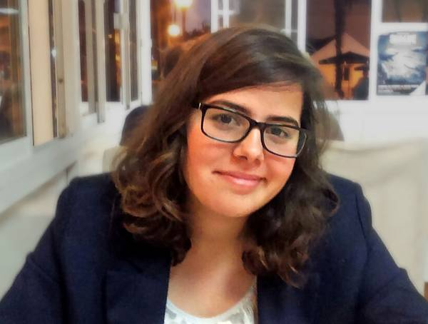 Marta Padilla, Softwareentwicklerin, Teledyne CARIS (Foto: Teledyne CARIS)