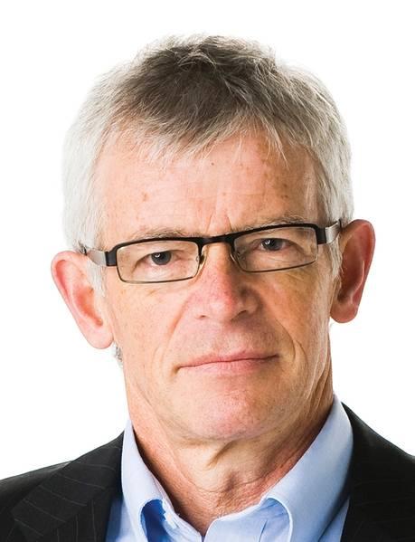 El co-autor Arnfinn Nergaard.