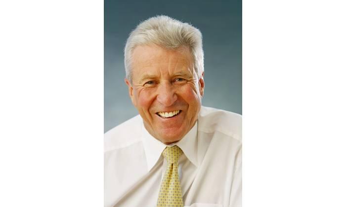 The new Chair of the Australian Antarctic Science Council, Philip Clark AO. (Photo: Australian Antarctic Division)