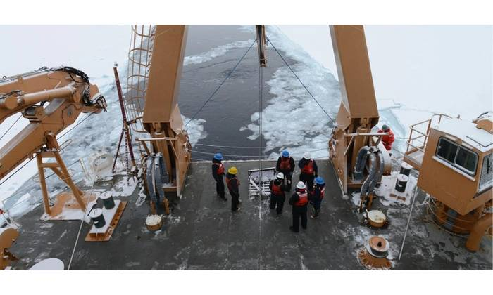 U.S. Coast Guard photo by Petty Officer 3rd Class Lauren Steenson