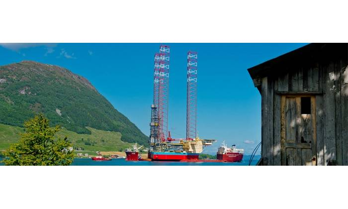 Courtesy Maersk Drilling