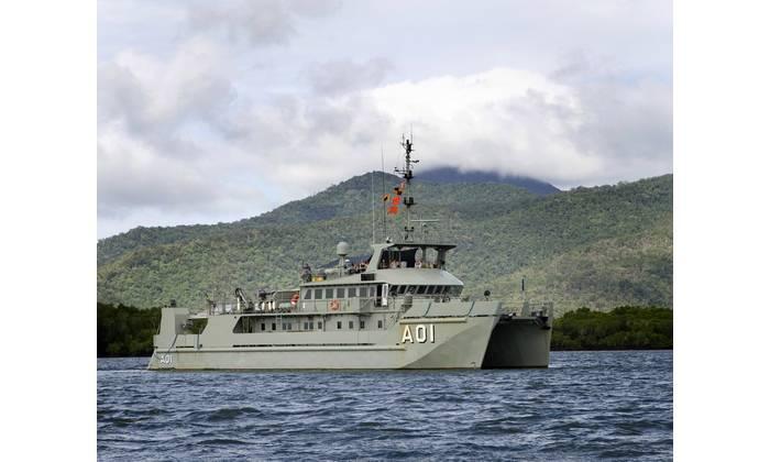 HMAS Paluma (IV) (Photo: Royal Australian Navy)