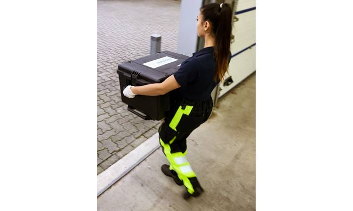 iHSS-Compact is delivered in a single, 'person-portable' Pelican case for fast deployment and streamlined set up. Photo: Subsea Europe Services