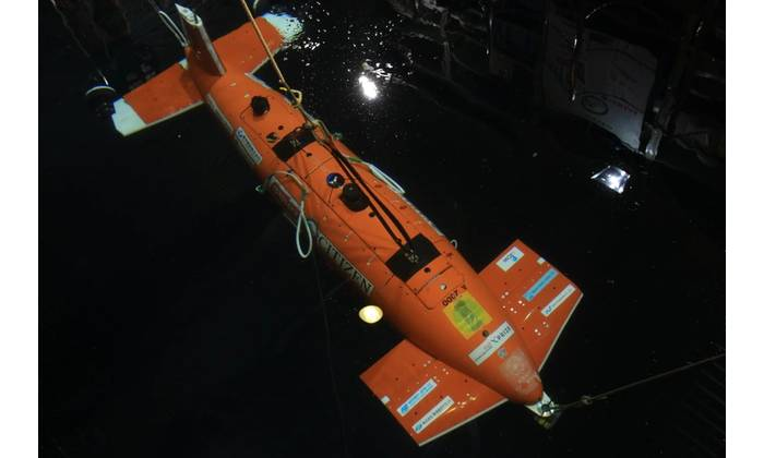 KUROSHIO is integrating technologies owned by Japanese universities, institutes and companies for a unique collaborative approach centered around AUVs. (Photo: Woodruff Patrick Laputka)