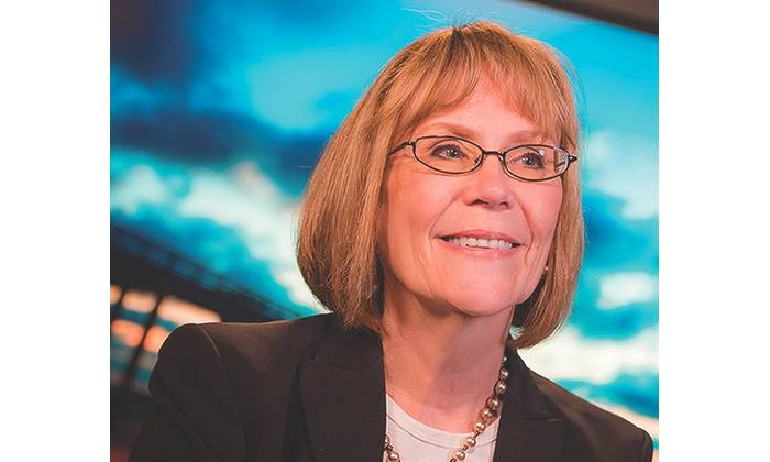 Margaret Leinen (Photo: Scripps Institution of Oceanography)