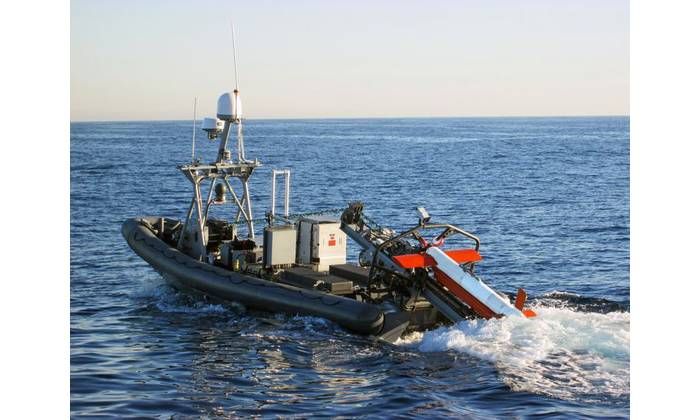 Northrop Grumman has delivered the first of three lots of mine hunting sonar upgrade kits to the U.S. Navy's Naval Surface Warfare Center, Panama City Division. (Photo: Northrop Grumman Corporation)