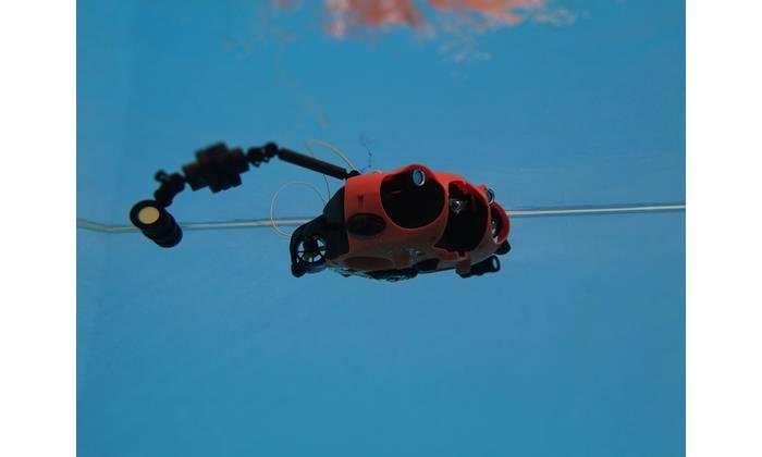 NotiloPlus' Seasam AUV has been operating around the world. Photo from NotiloPlus.
