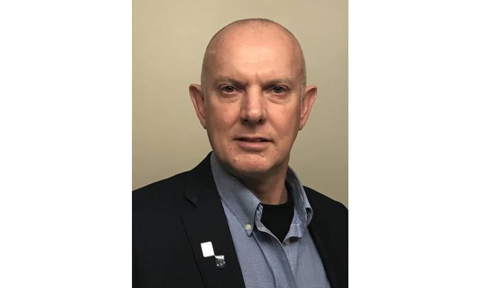 Dr Peter Ramsay (Photo: Mitcham)