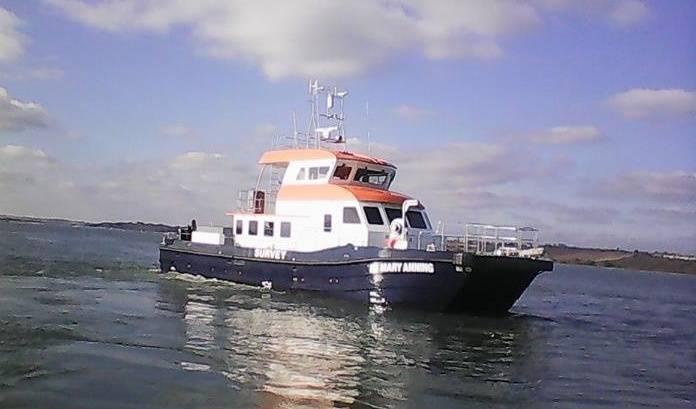 Photo: Blyth Catamarans Ltd