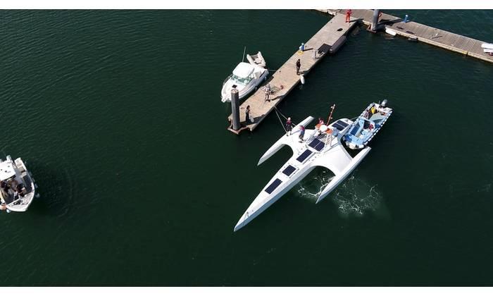 Photo Courtesy: Mayflower Autonomous Ship project/Valeport