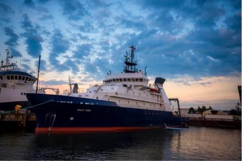 Photo courtesy of Bay Ship and Yacht