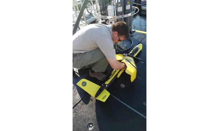 Photo: Klein Marine Systems