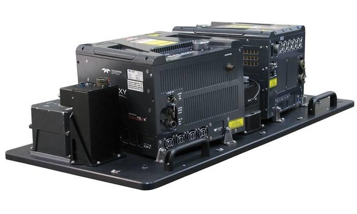 Photo: Teledyne Optech